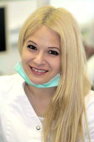 Dr. Bettina Salbrechter - Zahnarzt in Wien 21